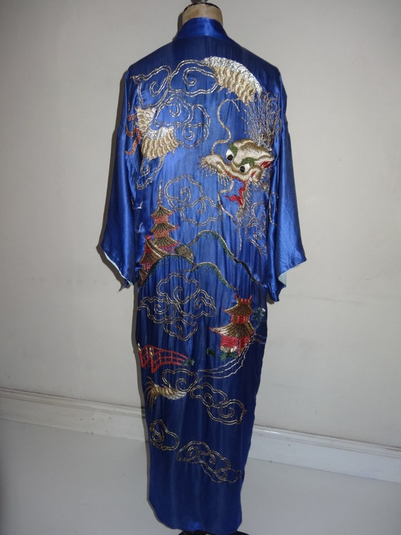 30's Kimono. Myths and Legends.