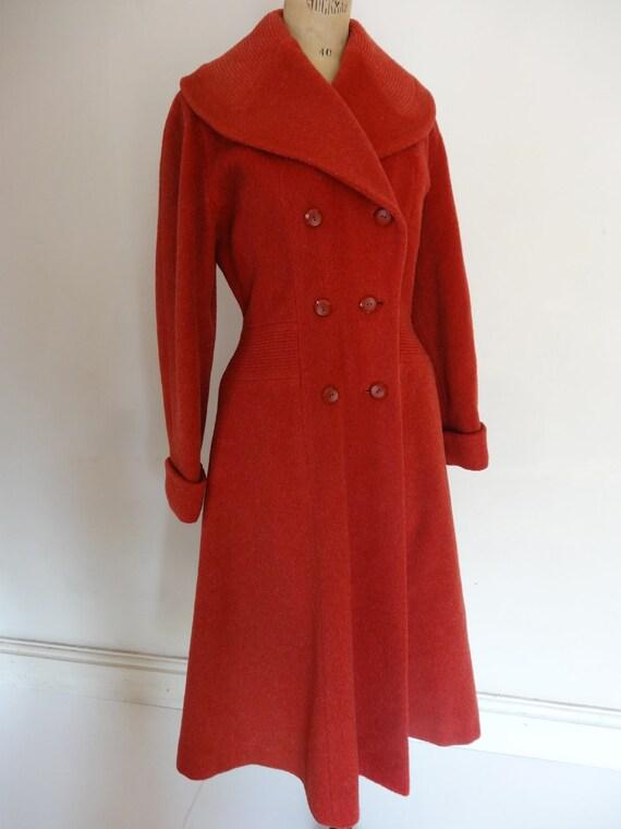 50's Coat. Foxy.