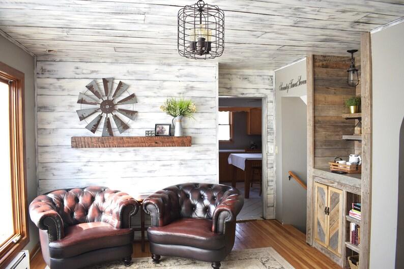 Farmhouse Shiplap, Wood Plank Wall, Wide Plank Shiplap, Wood Plank Ceiling,  Interior Shiplap Siding, SHIPLAP, Modern Farmhouse, Wood Wall