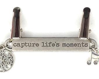 Capture Life's Moments Shawl Gem/Cardigan Clip