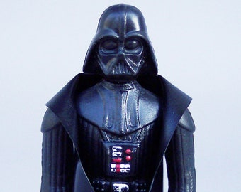 For 1977 Vintage Free Shipping Star Wars Reproduction Vinyl Darth Vader Cape