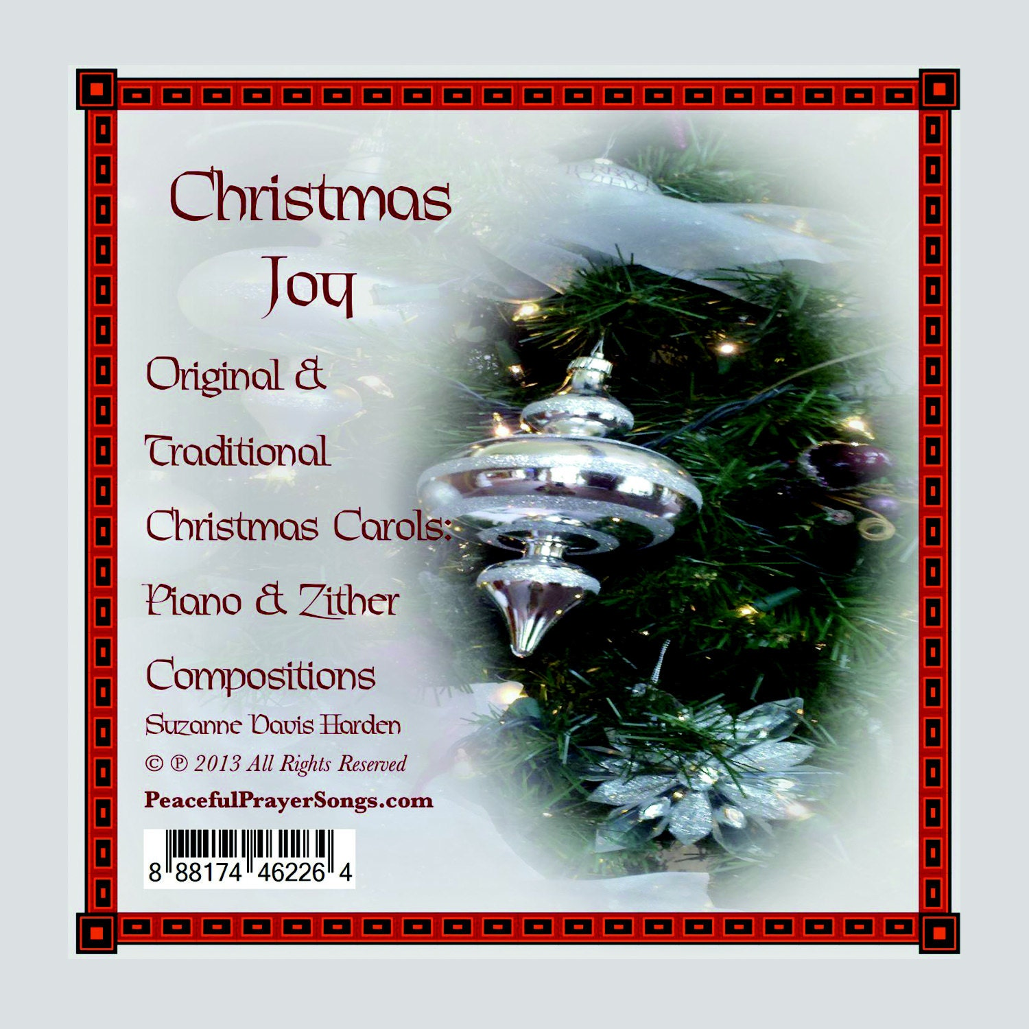 music cd christmas joy songs of peace and joy to fill your heart with the spirit of christmas - Original Christmas Songs