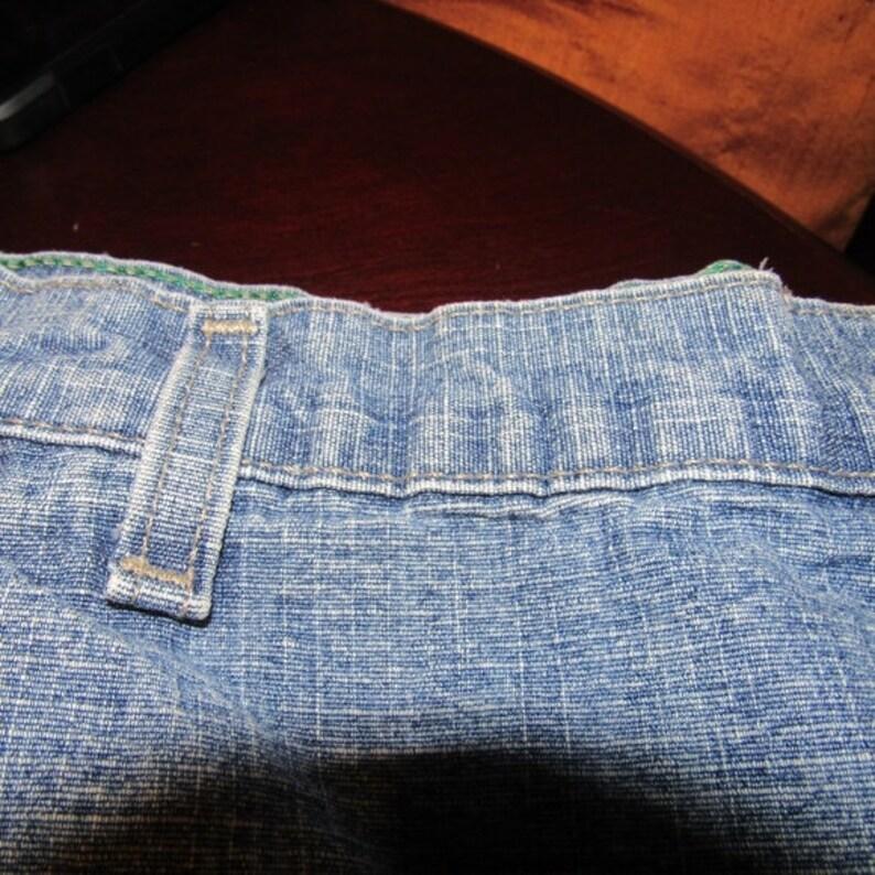 Mens Jean Shorts Original Fit Size 46