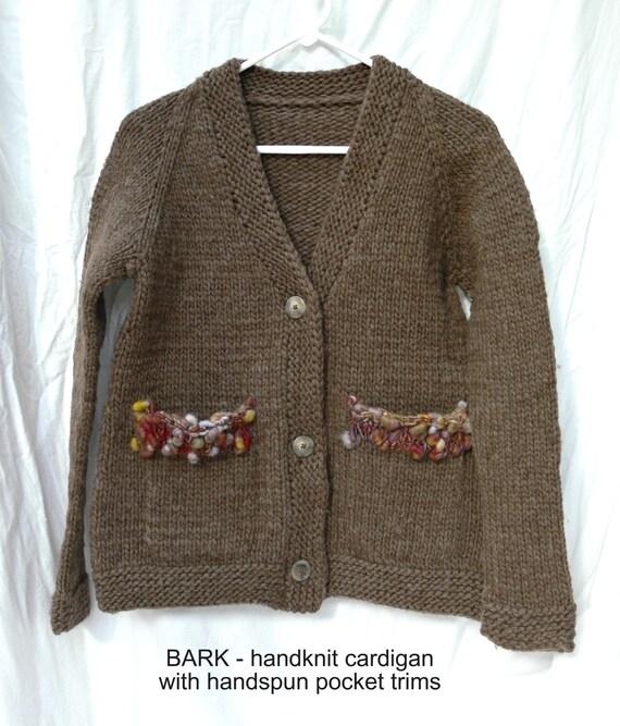 b27b2236cf7a BARK – handknit cardigan