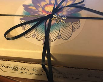 Taking the Leap Freeing Ourselves from Old Habits and Fears Witchy Mystery Box: Handmade g