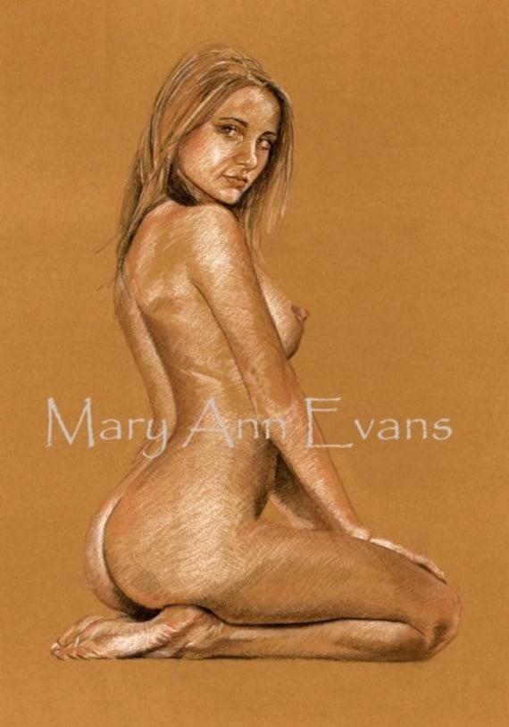 mary ann nude