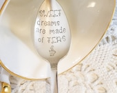 Sweet Dreams are made of Teas Spoon