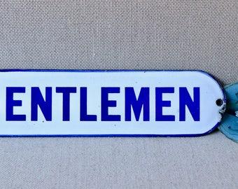 Vintage Bathroom Signs Etsy
