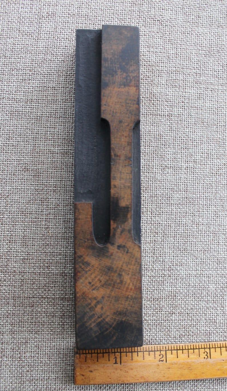 Vintage Large Wooden Letterpress Letter L Vintage Large Letterpress Wood Block Capital Letter L