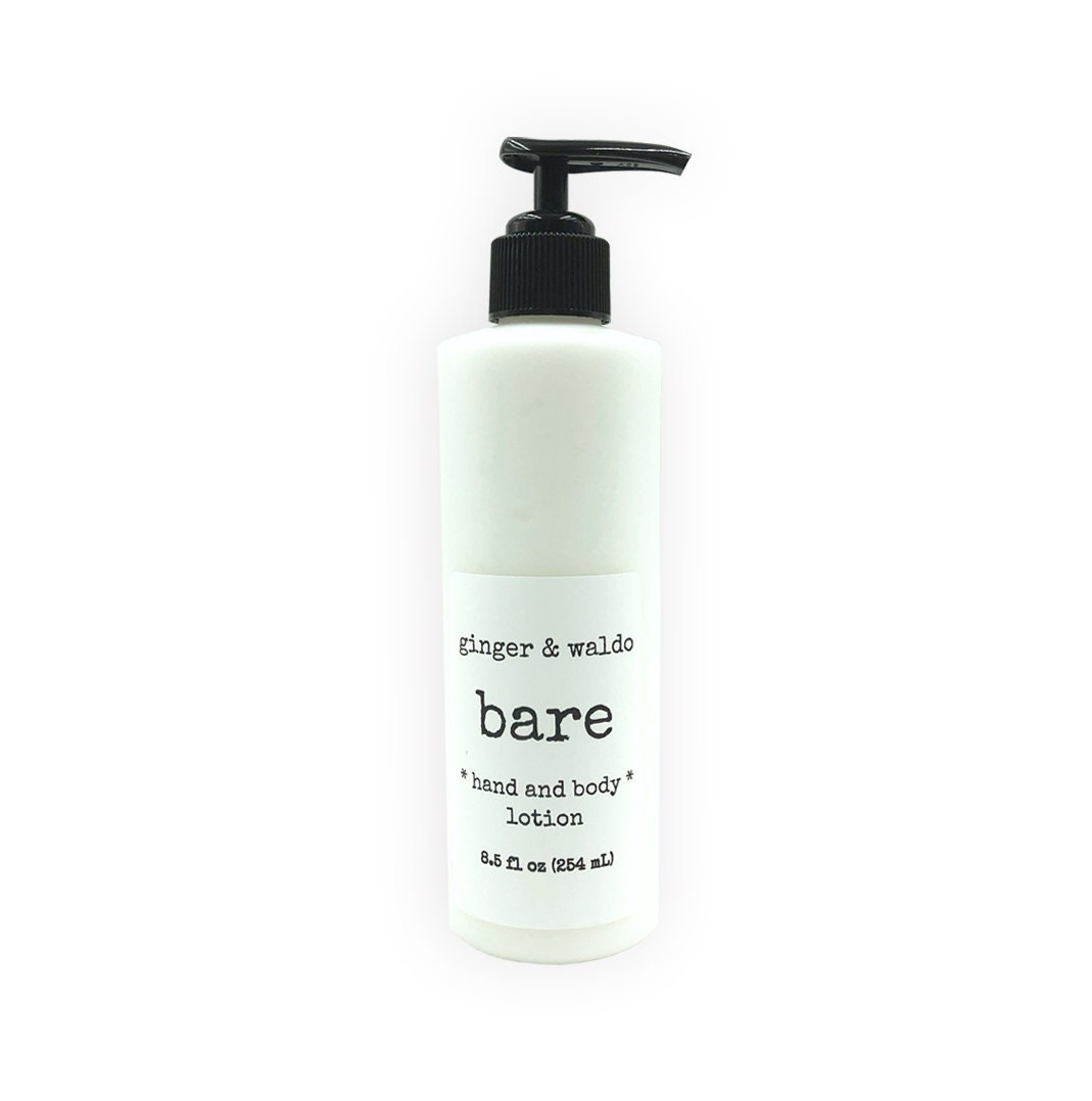 Unscented Hand And Body Lotion 8 5 Oz Vegan Cruelty Free