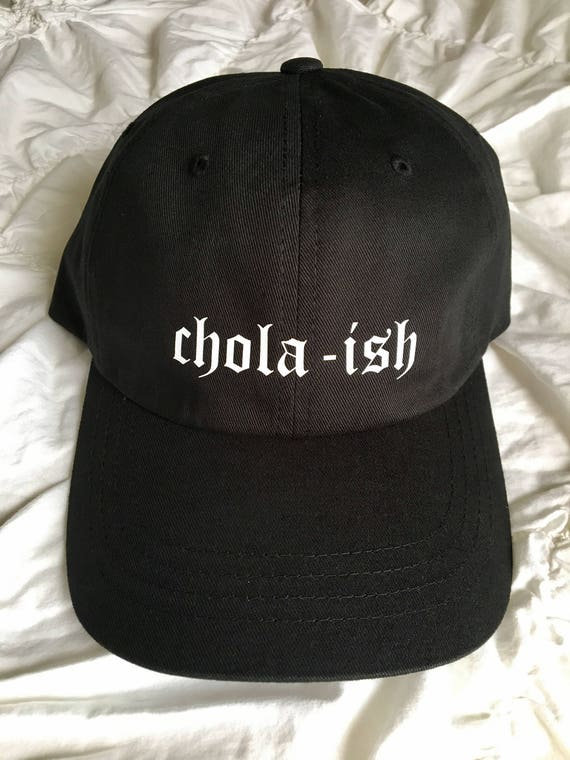 d60a8fbbffa Chola-ish Dad Hat