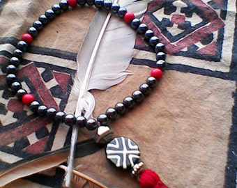 Japa Mala of 45 counts to work the sacred codes numerical
