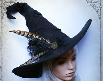 Forest Witch Hat