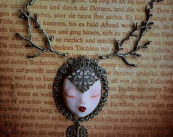 """Necklace """"Forest dream"""""""