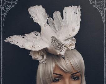Dove Headdress