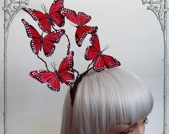 Butterfly Headpiece