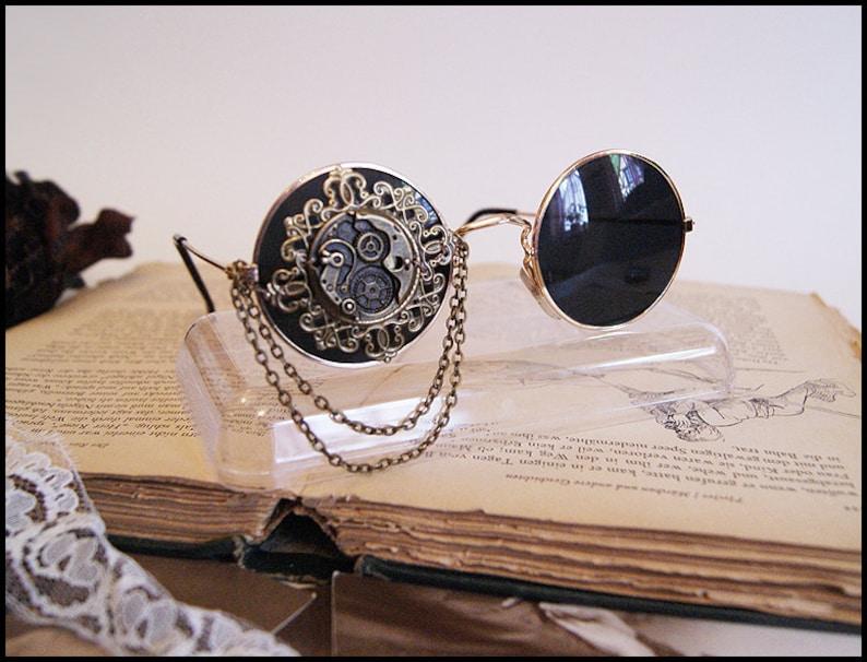 2259b7ad7c938 Steampunk Sunglasses