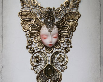 """Necklace """"Klimt"""""""