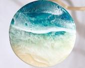 "Ornament--Of the Sea--Beach Minis 4""x4"""