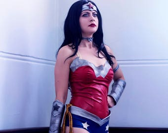 LATEX Wonder Woman A4 Print