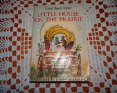 Vintage 1953 Paperback Book quot Little House on the Prairie quot Loved the Books and The TV Show