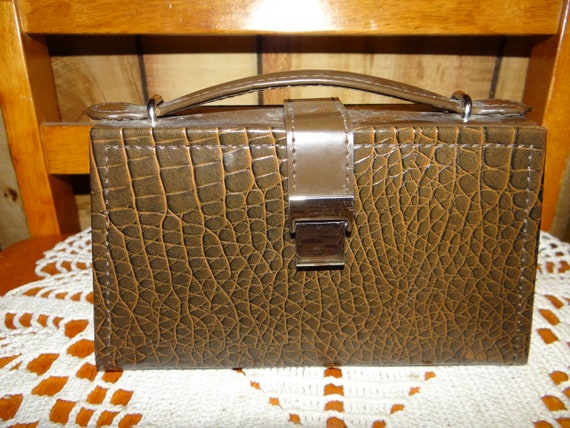 Unique Vintage Purse... One of a Kind... Hard to F