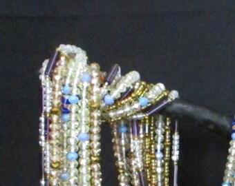 African Waist Beads, Waist Beads, Sexy African Waist Beads   9.95 each
