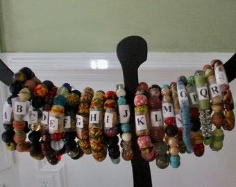 African Bracelet, Trade Beads, Stackable Bracelet Handmade bead bracelet, Colorful Bracelets, African Jewelry,Beaded bracelets,Gift,Artisan