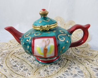 Cardew Vintage Cardew Design Tea Shop Teapot Signed Vgc