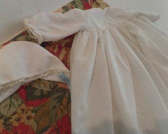Vintage Christening Gown Handmade