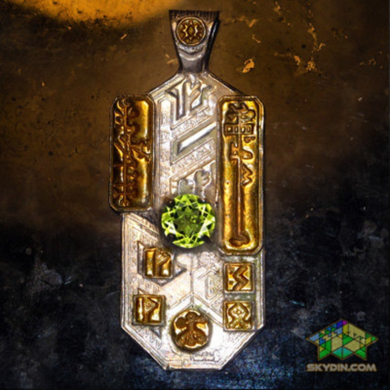 The Radiant Wealth Talisman, Attract Money Talisman Brings Good Fortune,  Abundance