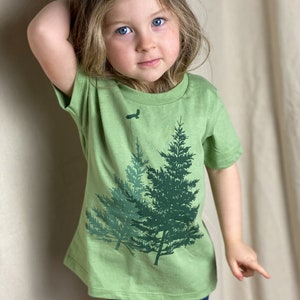 Coastal Surf Bamboo and Organic Cotton T-Shirt