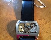 STEAMPUNK ( No Time ) Gents Watch Bracelet