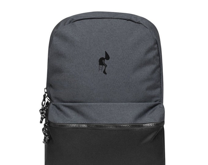 DRPT CO. Embroidered Champion Backpack