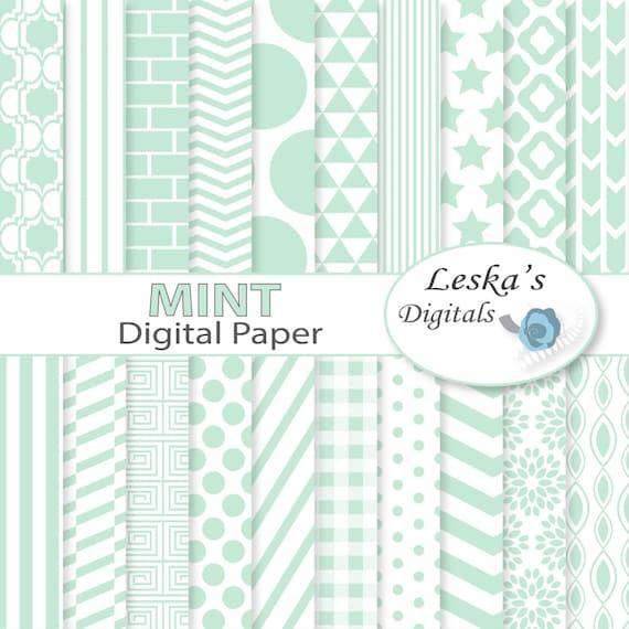Patrones de fondo Digital papel digital - paquete de papel de ...