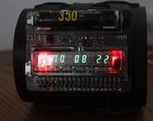 nixie era vfd wrist watch clock steam punk portable unique with Seconds IV-28