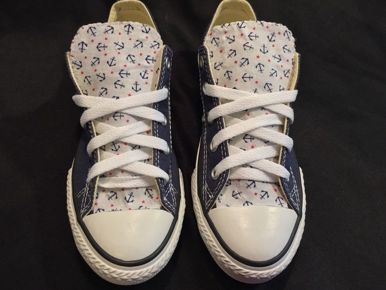 14dd7858b303fd Anchor Converse Chuck Taylor Shoes