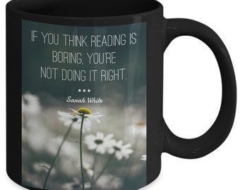Coffee or tea and a good book