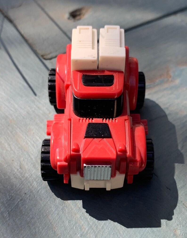 Vintage Swerve G1 Transformers Minibot Autobot image 0