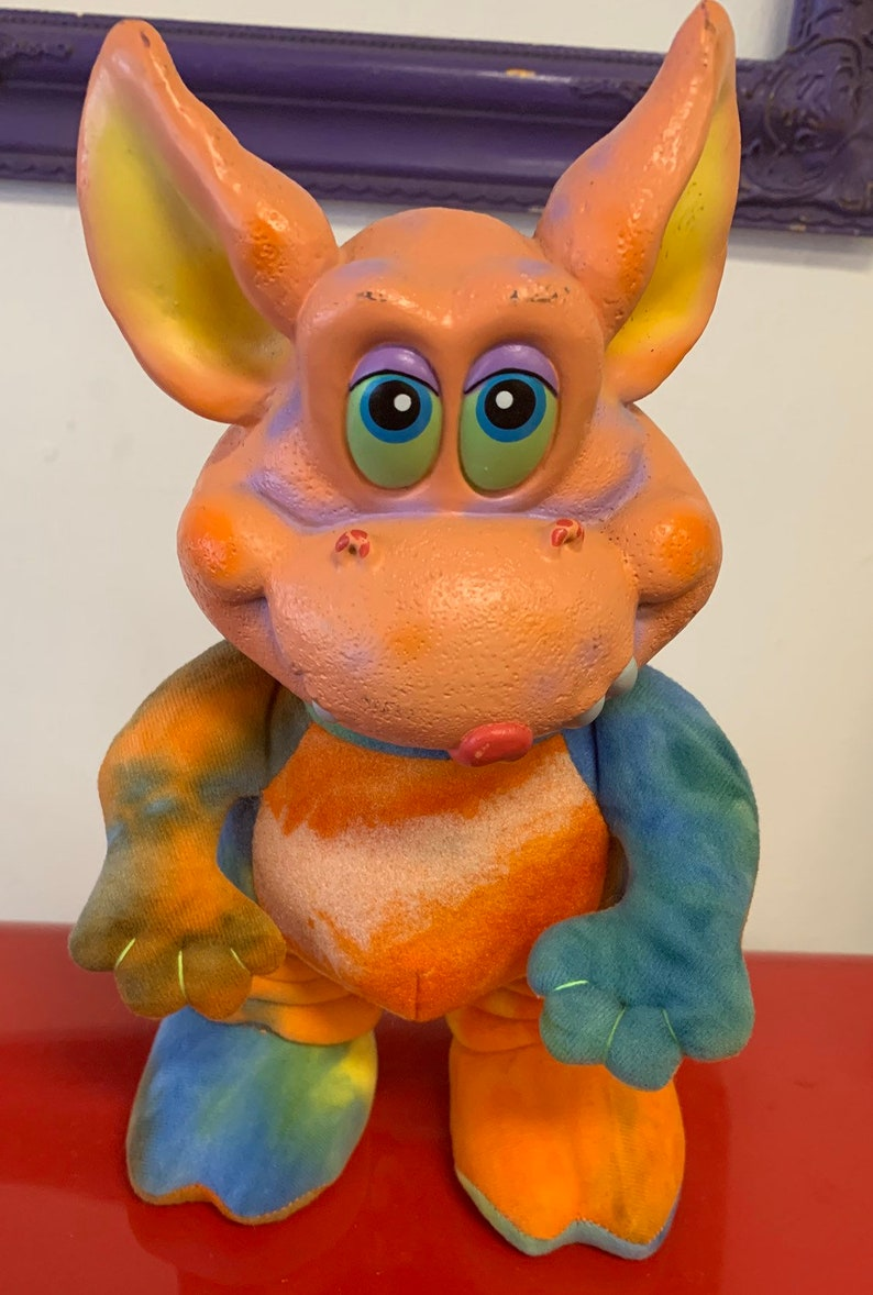 Vintage Russ Berrie Yummytum Dragon image 0