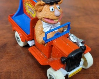 Vintage Corgi Fozzie Bear Truck