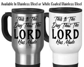 14 oz Travel Mugs