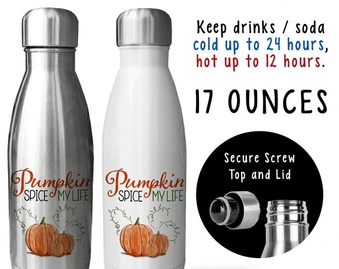 17 oz Soda Water Bottles