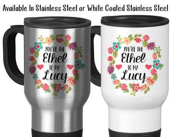 14 oz Travel Mugs
