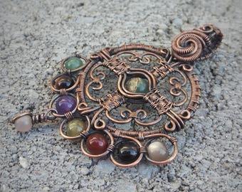 Mother's Heart Cross pendant, birthstone jewelry, Grandchildren pendant, Mother jewelry, Grandmother jewelry, mother grandma gift, mom bling