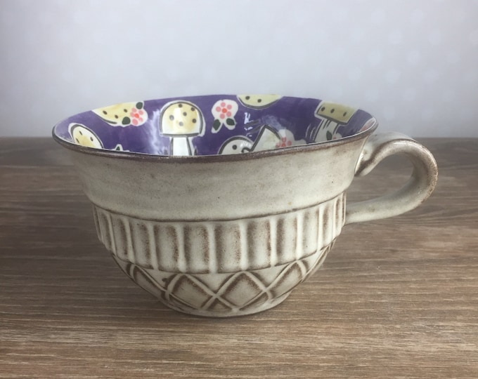 Featured listing image: Made to Order Soup Mug Bowls