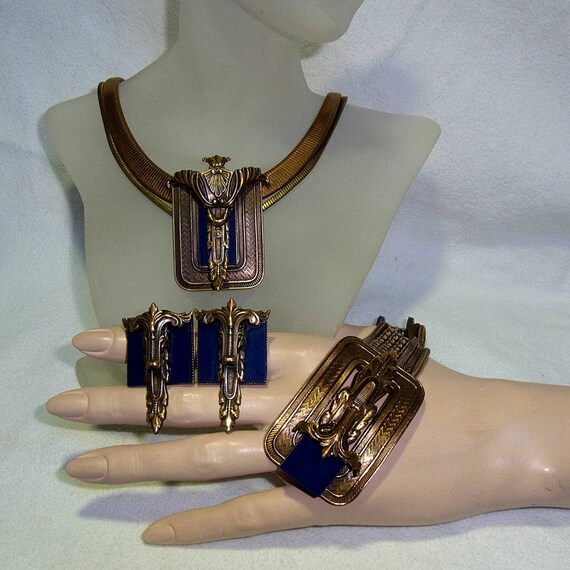 Bulatti Necklace From 1980s