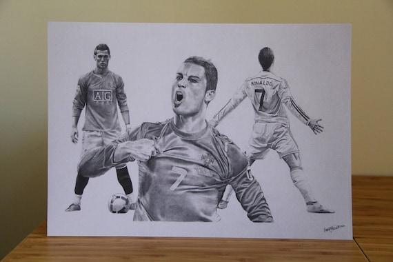 Disegni Di Cristiano Ronaldo Portalebambini
