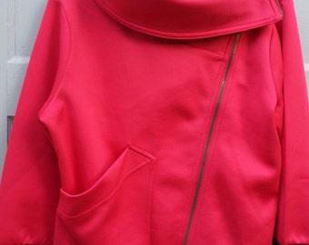 10b2a10c6 Boy George, 1980s, MOtorcycle, Pink, Pink Neon, Jacket