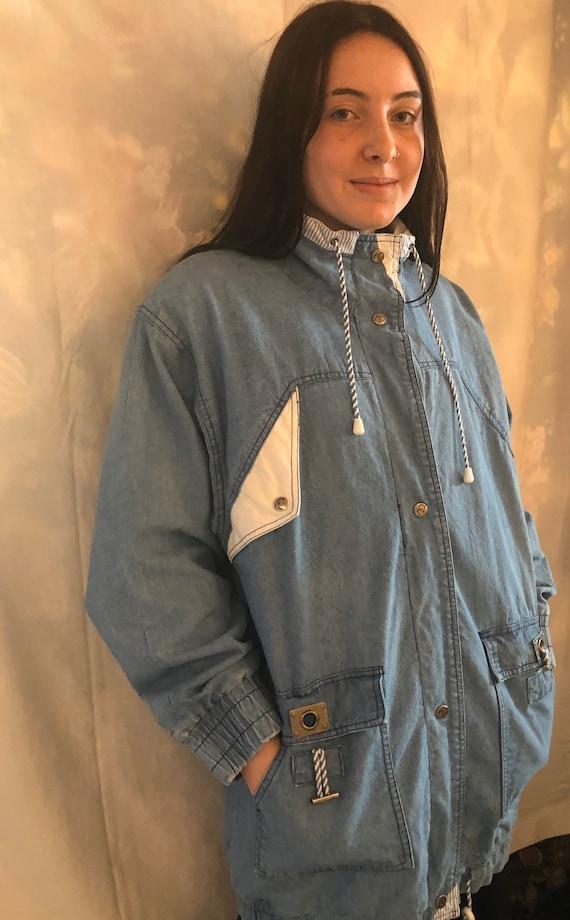 Syracuse New York, Winter Toggle Jacket